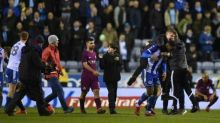 Aguero escapes punishment as Wigan probe FA Cup crowd trouble