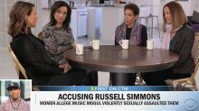 Three Women Speak Out on Allegations of Russell Simmons Sexually Assaulting Them: It Was 'Rape'