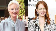 Emma Thompson in talks to star in Emma Stone's   Cruella movie
