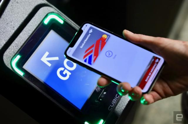Apple Pay will work on NYC subways and buses starting May 31st