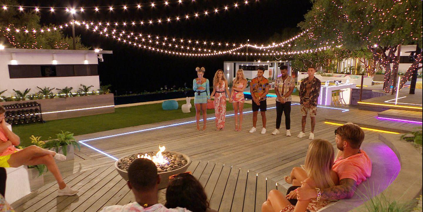 Love Island followers assume they know who the contestants decide to go away tonight