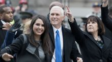 Mike Pence's daughter Audrey gets engaged in 'gay-centric' Provincetown