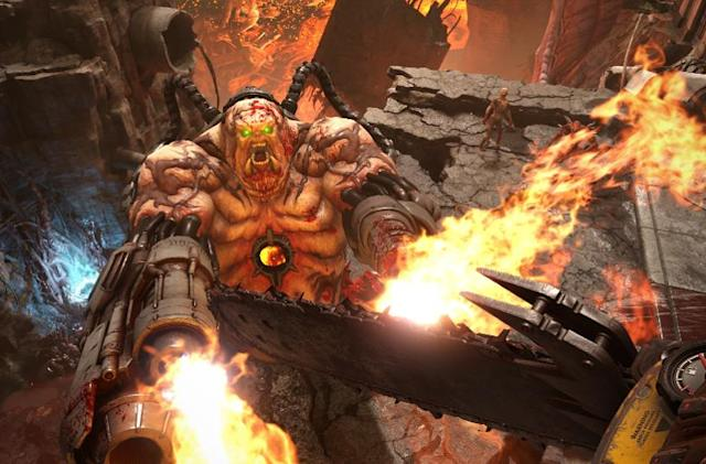 'Doom Eternal' is getting a free next-gen upgrade