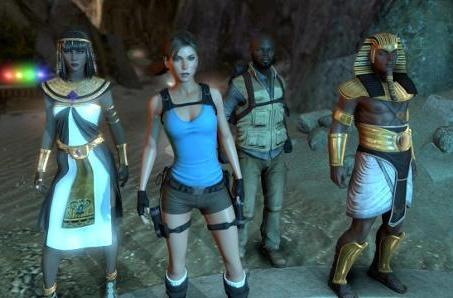 Lara Croft and the Temple of Osiris review: Danger zone
