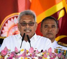 Charges dropped against immune new Sri Lanka president