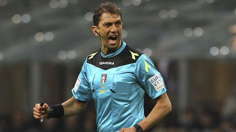 Serie A, gli arbitri della 1ª - A Tagliavento il big match tra Inter e Fiorentina
