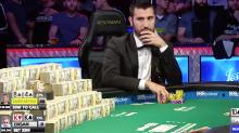 Brutal moment poker star throws away $14 million on final hand