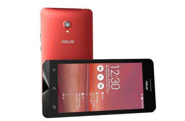 ASUS unveils Zenfone line packing Android, Intel chips and a simple interface