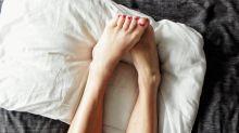 Why do you get toe jam?