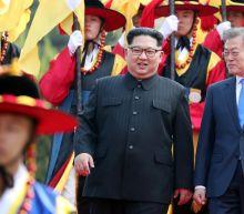Kim Jong Un Becomes First North Korean Leader To Cross DMZ Into South Korea