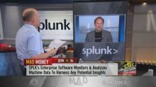 Splunk CEO talks data analytics company's new capabilitie...