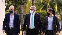 Cumbre en Olivos: habrá pocos cambios en el AMBA y crece la preocupación por el agotamiento del personal médico