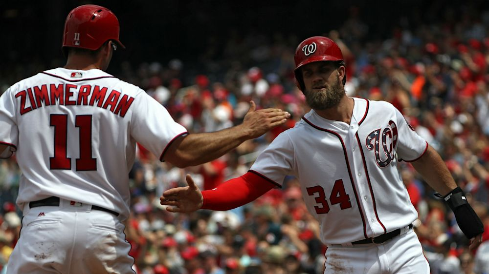 Nationals offense goes supernova, explodes for 23 runs against Mets