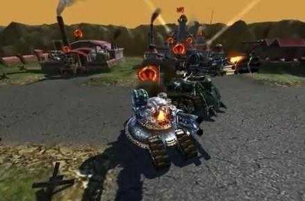 Steel Legions opens up a can of Warfare on all declared enemies