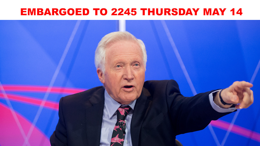 7 Moments When 'Question Time' Summed Up The David Dimbleby Era