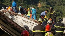 Brothers pulled alive from rubble after Ischia earthquake