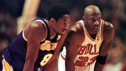 MJ will be presenter for Kobe's enshrinement