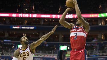 Bradley Beal anota 20 puntos y Wizards aplastan a Cavaliers