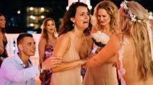 'Selfless' bride arranges surprise proposal for best friend at her own wedding