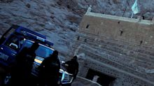 One officer killed and four injured as Isis attacks historic Christian site in Egypt