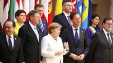 EU leaders renew fraying Union's vows on 60th anniversary