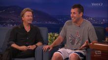 How Adam Sandler Stopped Chris Farley From Fighting David Spade