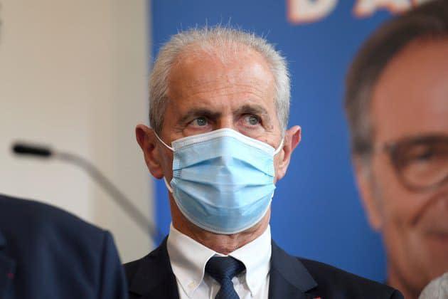 """""""Je reprends ma liberté"""": le maire de Toulon Hubert Falco quitte LR qu'il juge """"sectaire"""""""