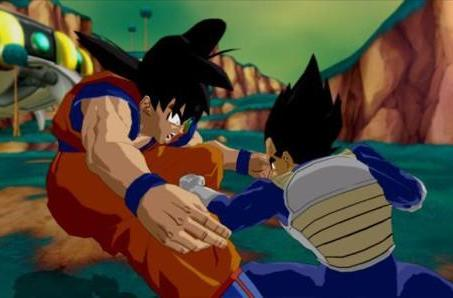 Namco Bandai working on new Dragon Ball fighter for 360 and PS3