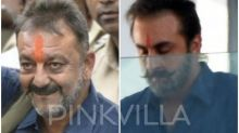 Sanjay Dutt - Ranbir Kapoor is pretty much there and it's unbelievable what he's doing
