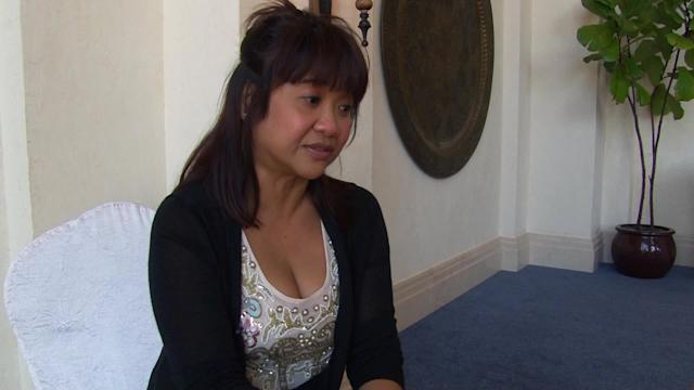 Filipino actress Eugene Domingo on her character in Instant Mommy