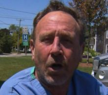 Some are doubting the Cape Cod diver's story about being swallowed by a humpback whale