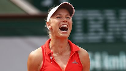 Wozniacki prevails in Bastad, Duan dumped out of Jiangxi Open