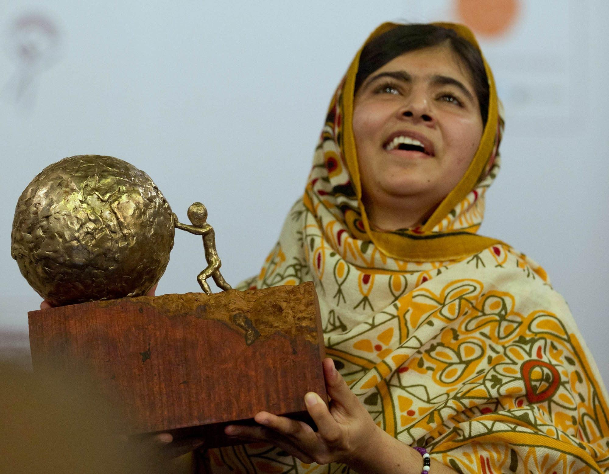 Taliban Shooting Survivor Speaks In I Am Malala