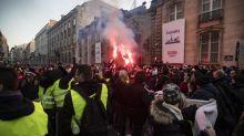 Ascienden a 227 los heridos en las protestas en Francia por los carburantes