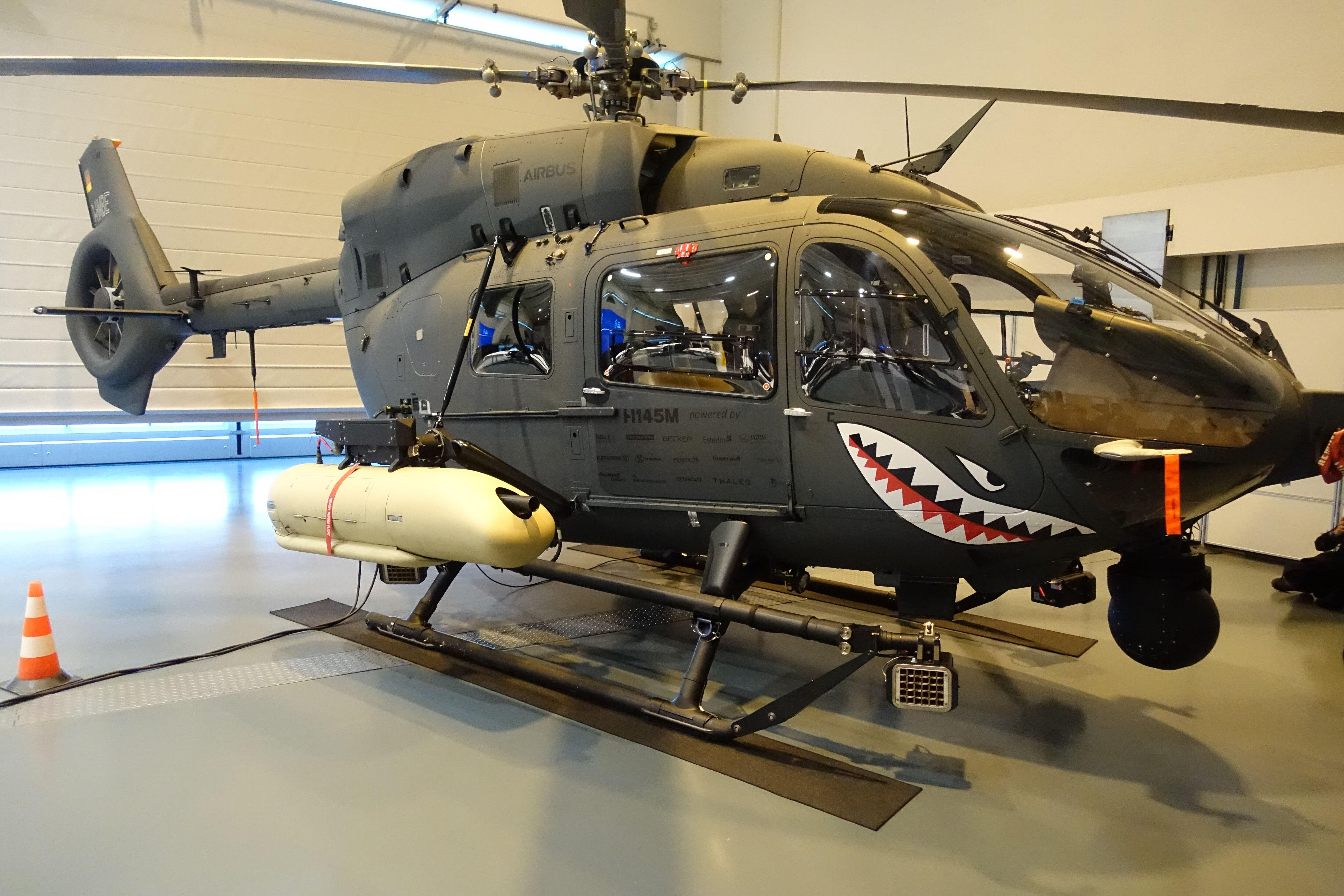 Airbus reveals H145M bid plan for Australian special forces helo competition