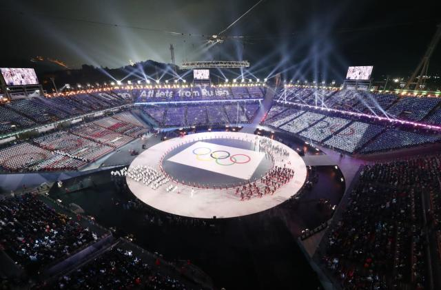 Olympics officials confirm cyberattack during opening ceremony