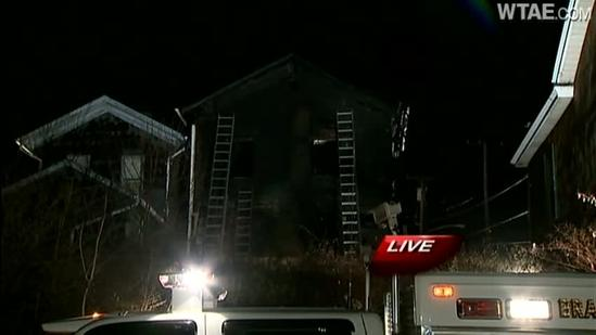 3-year-old twins killed in North Braddock house fire