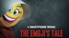 The Emoji Movie gets heat for The Handmaid's Tale spoof