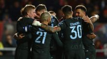 Manchester City to face Arsenal or Chelsea in EFL Cup final after beating Bristol City