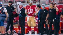 49ers run 'non-traditional offense' for Jimmy Garoppolo, Donte Whitner says