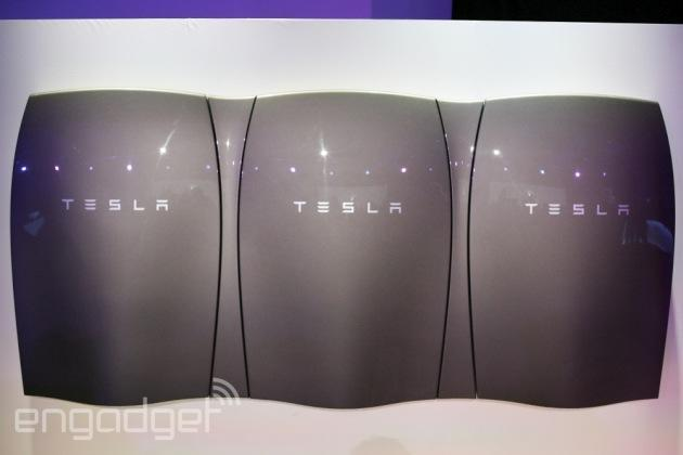 Tesla's Powerwall is already sold out through middle of 2016