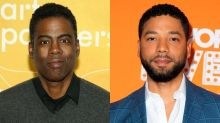 Chris Rock Boldly Jokes About Jussie Smollett at 2019 NAACP Image Awards
