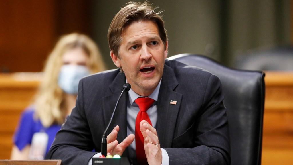 Ben Sasse Calls Attacks on Potential Supreme Court Nominee 'QAnon-Level Stupidity'