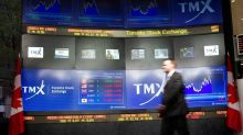 Major North American indexes move up, while gold continues setting records