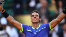 Nadal hails 'unbelievable' climb back to No.1