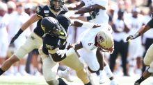 Falcons mock draft: Atlanta waits to take a QB