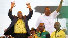South Africa's ANC to force Zuma to quit as president - eNCA TV