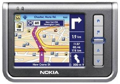More mysterious Nokia GPS handheld pics surface