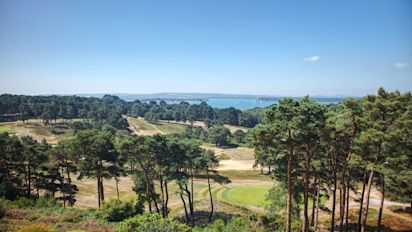 A step-by-step guide to a walk around Brownsea Island, home to some of the UK's only red squirrels