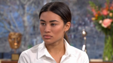 'Love Island' star Montana Brown breaks down in tears over final Mike Thalassitis text